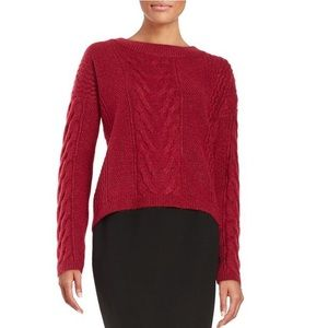 Sam Edelman Cable Knit Sweater